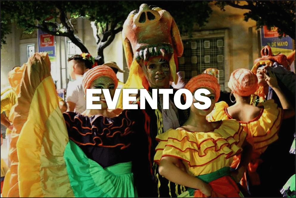 Cúcuta turismo, restaurantes, eventos